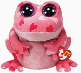 Smitten the Frog - Ty