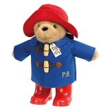 Paddington with Boots - Rainbow Designs