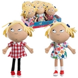 My Best Dressed Bean Dolls - Rainbow Designs