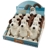 Gromit Bean Toys - Rainbow Designs