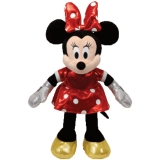 Minnie Mouse Red Sparkle with sound - Ty