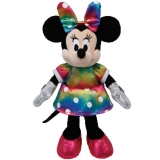 Minnie Mouse Tye Dye Sparkle with sound - Ty
