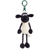 Shaun the Sheep Keyclip - Rainbow Designs