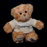 'Somerset' Teddy Bear - Misc Items - Various Brands