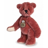 Teddy Coral Red - Hermann Teddy Original