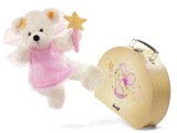 Lotte Teddy Bear Star Fairy in suitcase - Steiff