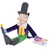 Willy Wonka Soft Toy - Rainbow Designs