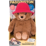 Paddington from Movie - 2016 Talking Plush Toy - Rainbow Designs