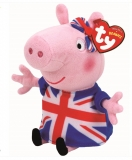 Peppa Union Jack Edition - Ty