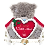 Christmas Love Heart - Me to You (Carte Blanche)