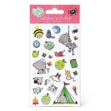 Dinky Adventure Stickers - Me to You (Carte Blanche)