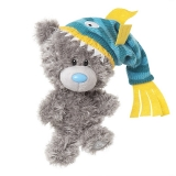 My Dinky Bear with Fish Hat - Me to You (Carte Blanche)