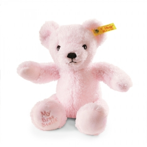 My first Steiff Teddy bear - Pink