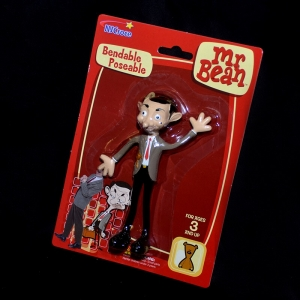 Bendable Mr Bean