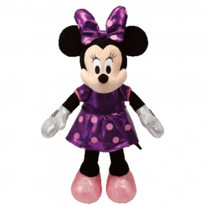 Minnie Mouse Purple Sparkle with sound
