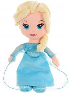 Elsa - small rag doll