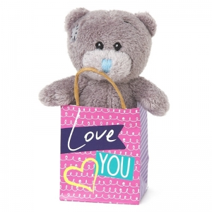 Bear in a Bag Love You