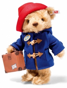 Paddington Bear TM 60th Anniversary