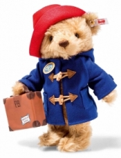 Steiff Launch 60th Anniversary Paddington Bear