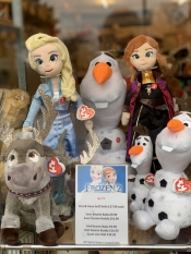 Frozen 2 by Ty in stock now