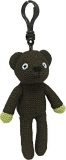 Mr Bean's Teddy Keyclip - Ty