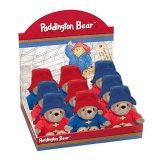 Paddington Mixed Bean Toys - Rainbow Designs