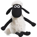 Shaun the Sheep Bean Toy