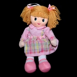 Rag Doll - Multi-coloured tartan dress - Misc Items - Various Brands