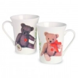 Porcelain Mug - Hermann Teddy Original