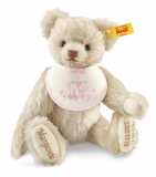 Personalised Teddy Birth - Cream - Steiff