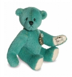 Teddy Turquoise 6cm - Hermann Teddy Original