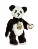 Panda 5cm - Hermann Teddy Original