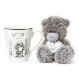 Mug & Plush - Just For You - Me to You (Carte Blanche)