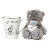 Mug & Plush Birthday - Me to You (Carte Blanche)