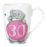 30th Boxed Mug - Me to You (Carte Blanche)
