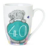 40th Boxed Mug - Me to You (Carte Blanche)