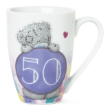 50th Boxed Mug - Me to You (Carte Blanche)