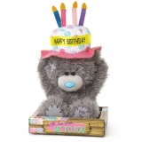 Birthday Cake Hat - Me to You (Carte Blanche)