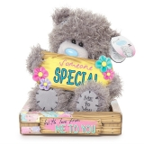 Someone Special Plaque - Me to You (Carte Blanche)