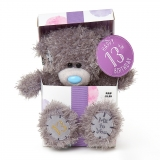 13th Birthday Bear In Box - Me to You (Carte Blanche)