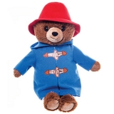 Paddington from the Movie soft toy