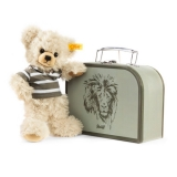 Lenni Teddy Bear in suitcase - Steiff