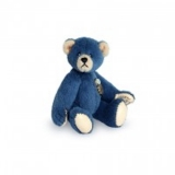 Teddy Blue 6cm - Hermann Teddy Original
