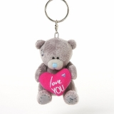 Keyring Love You Plush - Me to You (Carte Blanche)