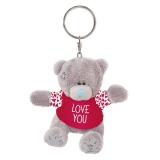 Love you plush Keyring - Me to You (Carte Blanche)