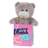 Bear in a Bag Love You - Me to You (Carte Blanche)