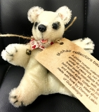 Pudding - Gus Designs Mohair Bears