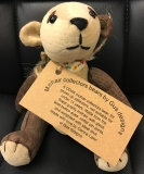 Lonesome - Gus Designs Mohair Bears