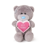 Mummy Bear with Plaque - Me to You (Carte Blanche)