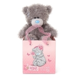 Mum Bear in Bag - Me to You (Carte Blanche)